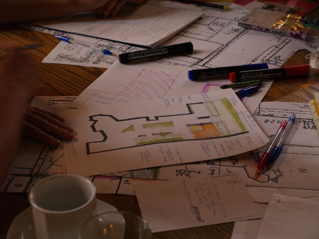 Strefa rekreacji w szkole - tworzymy koncepcję!